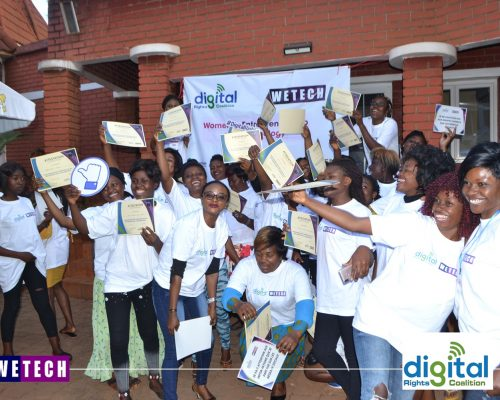WETECH - Digital Rights Coalition - TECH4LIfe Bafoussam - 2