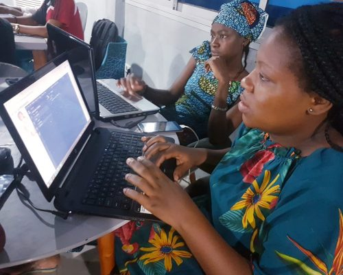 WETECH WIC - Women In Code - Women in Entrepreneurship and Technology - Women Coding - Cameroon 1