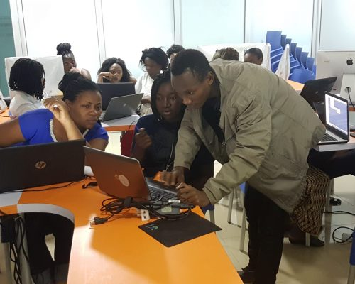 WETECH WIC - Women In Code - Women in Entrepreneurship and Technology - Women Coding - Cameroon