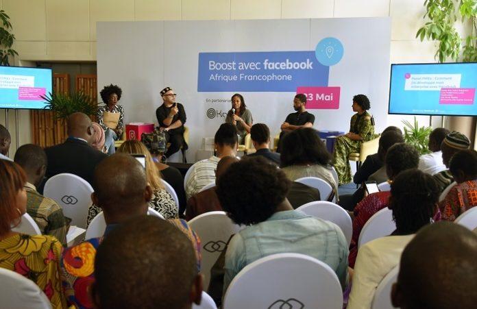 Boost With Facebook - Afrique Francophone