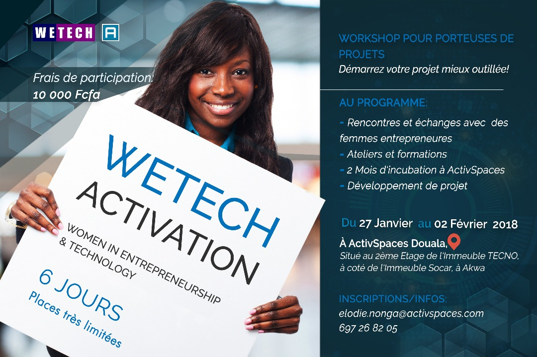 BootCamp WETECH Activation