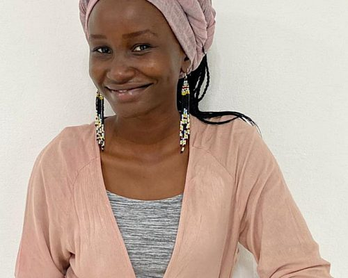 Maimouna Kassoum Abdou - Harar Tchad - WETECH WILE