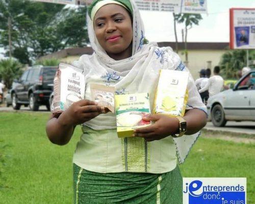 Les Paniers de Bintou - CAFADEC - Kaltoume Idrissou - Cameroun - WETECH WILE